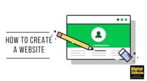 How to Create a Website