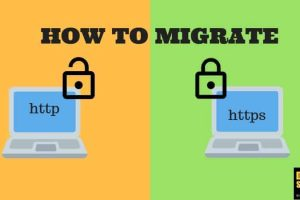 How to migrate http to https