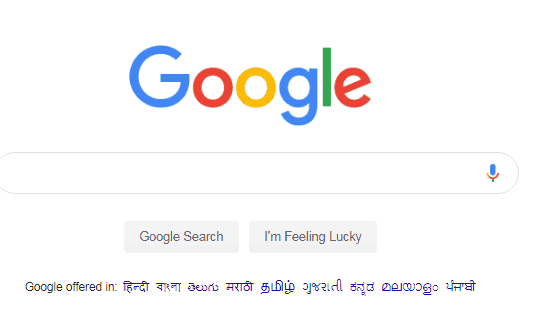 what is google search